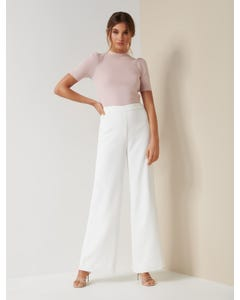 Abigail Wide-Leg Pants