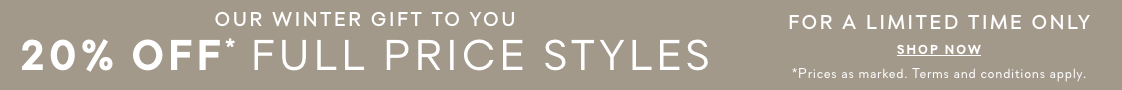 Forever New - 20% off in full price styles