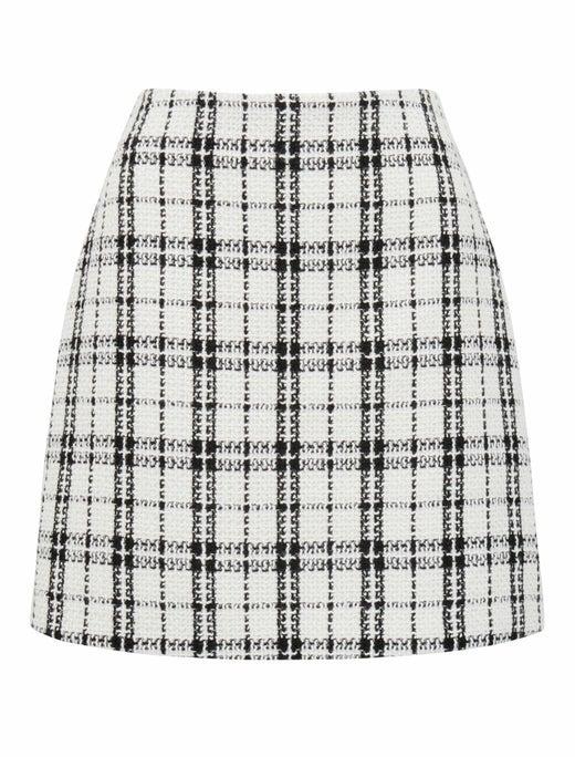 Talia Boucle Mini Skirt