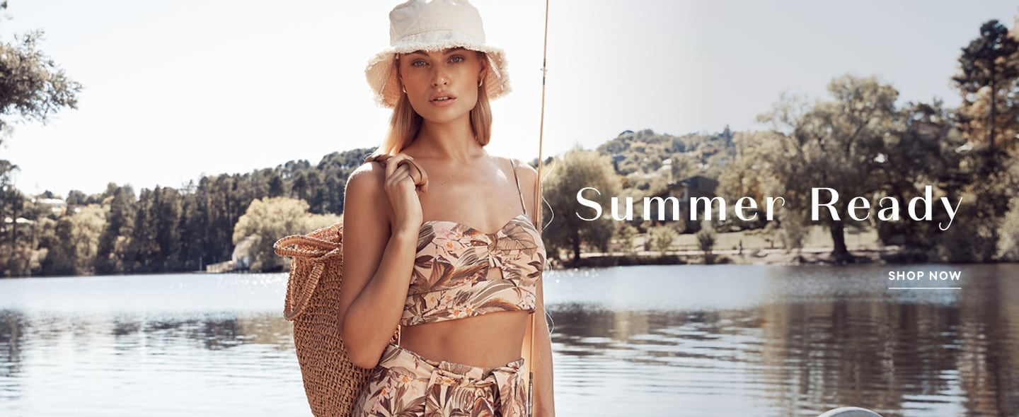 Forever New Clothing    Women's Summer Collection