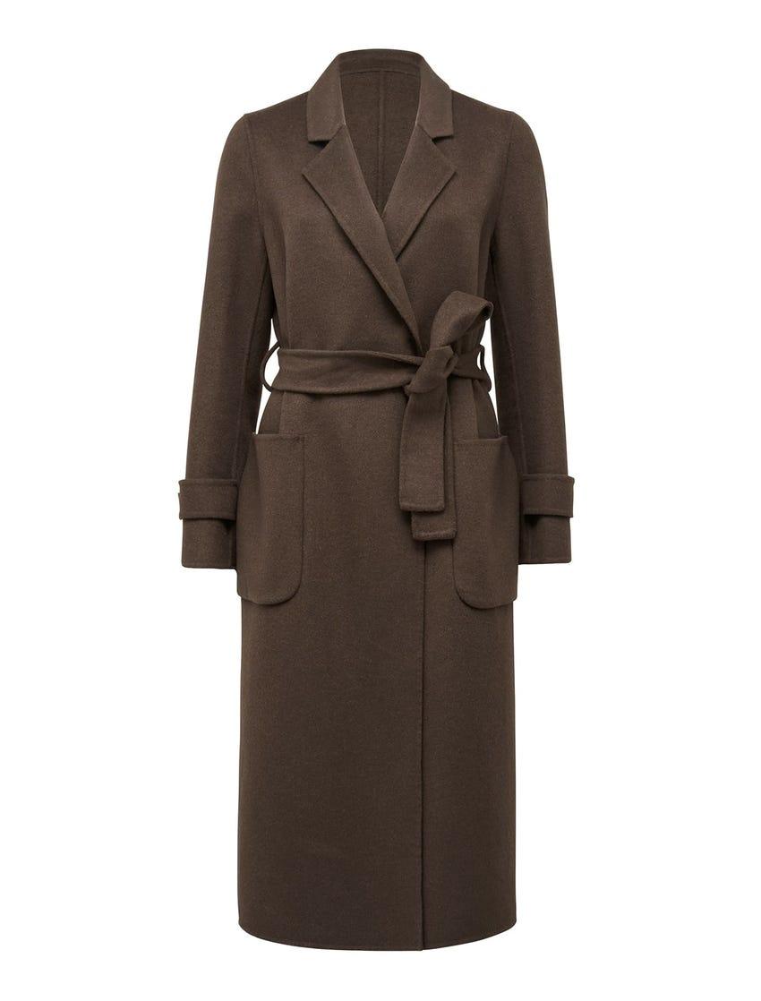 Hanna Wrap Coat