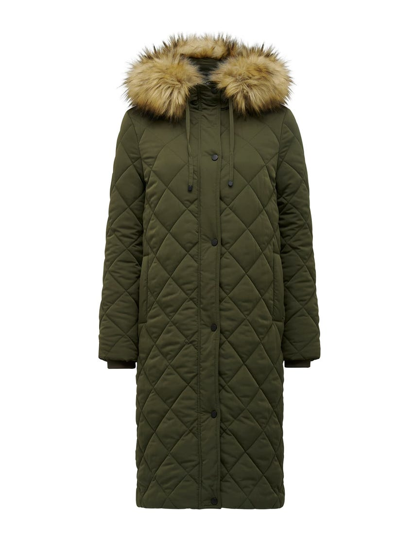Jen Diamond Puffer Jacket