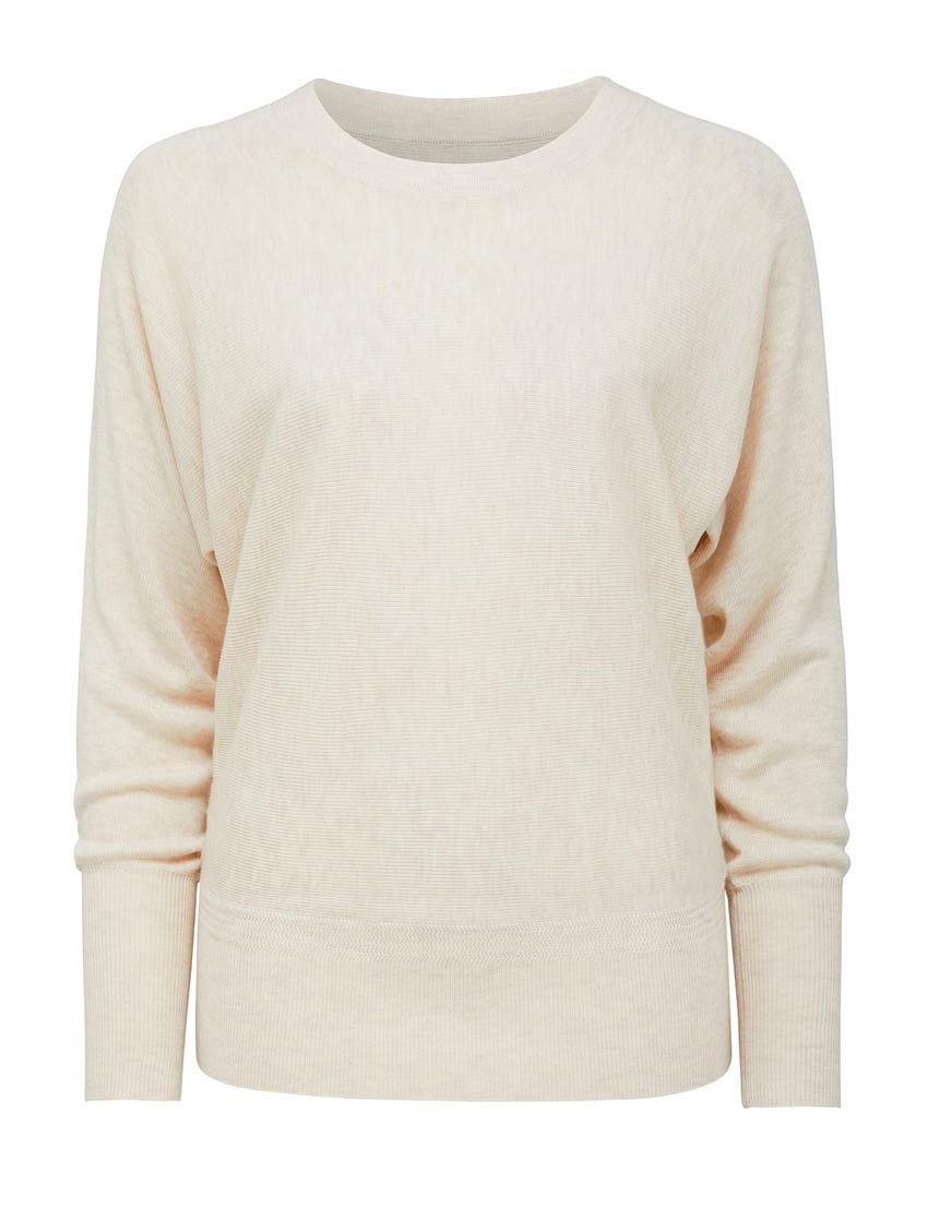 Jocelyn Loungewear Batwing Jumper