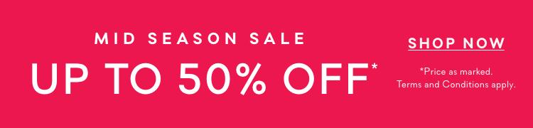 Soldes - Up To 50% Off Soldes