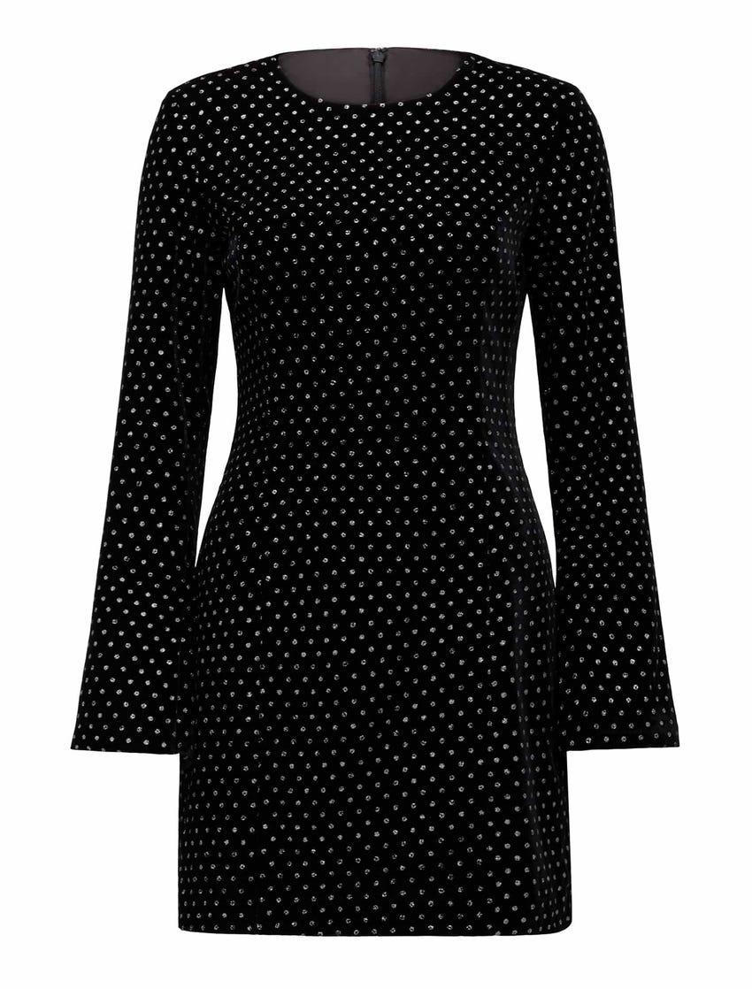 Tanya Spot Dress