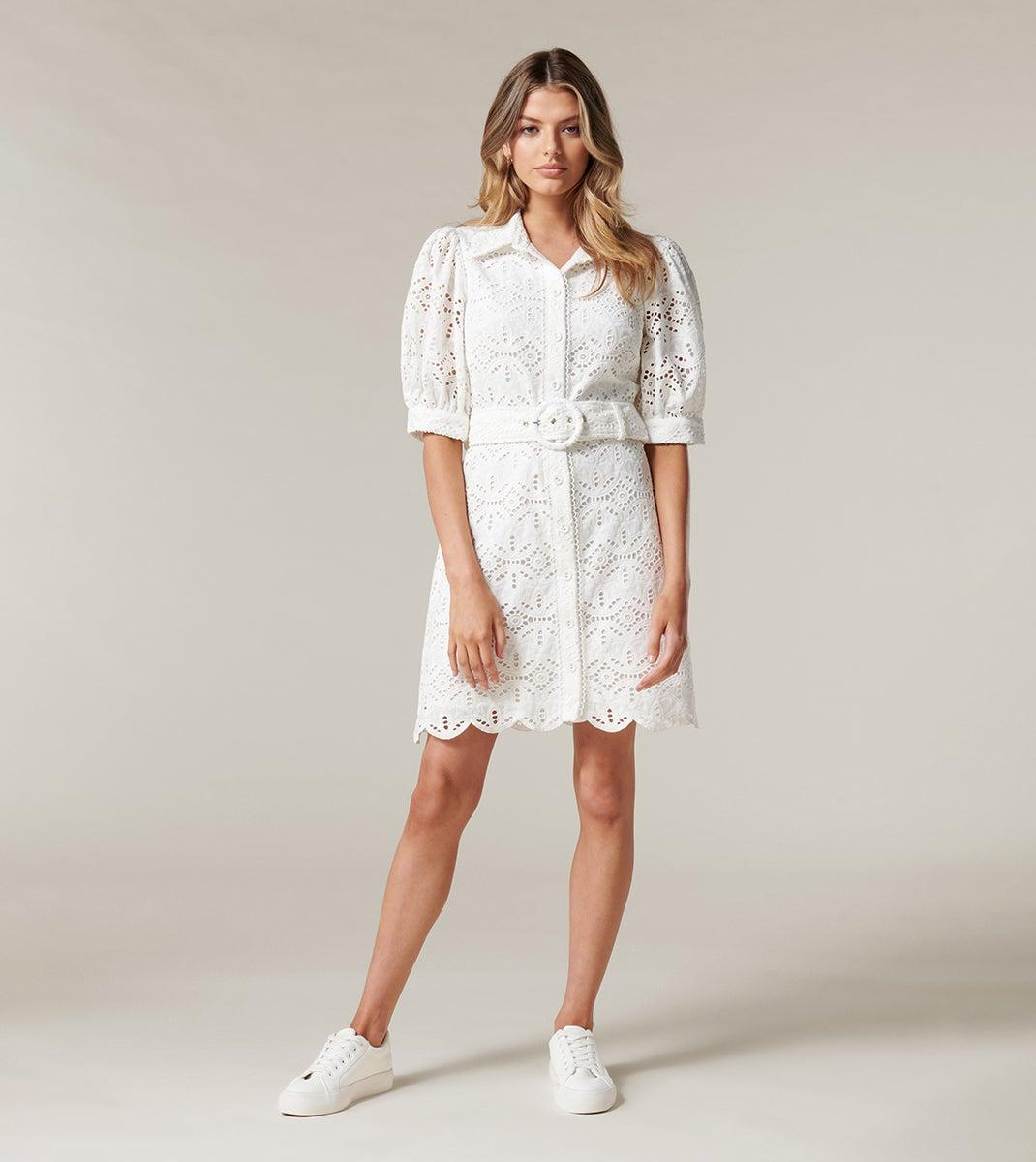 Mini White Dresses | Forever New
