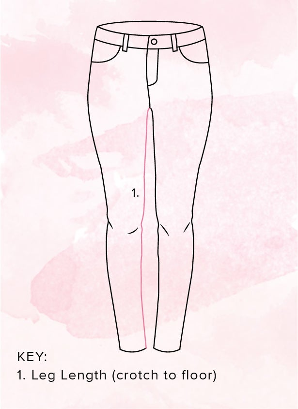 Pants Size Guide